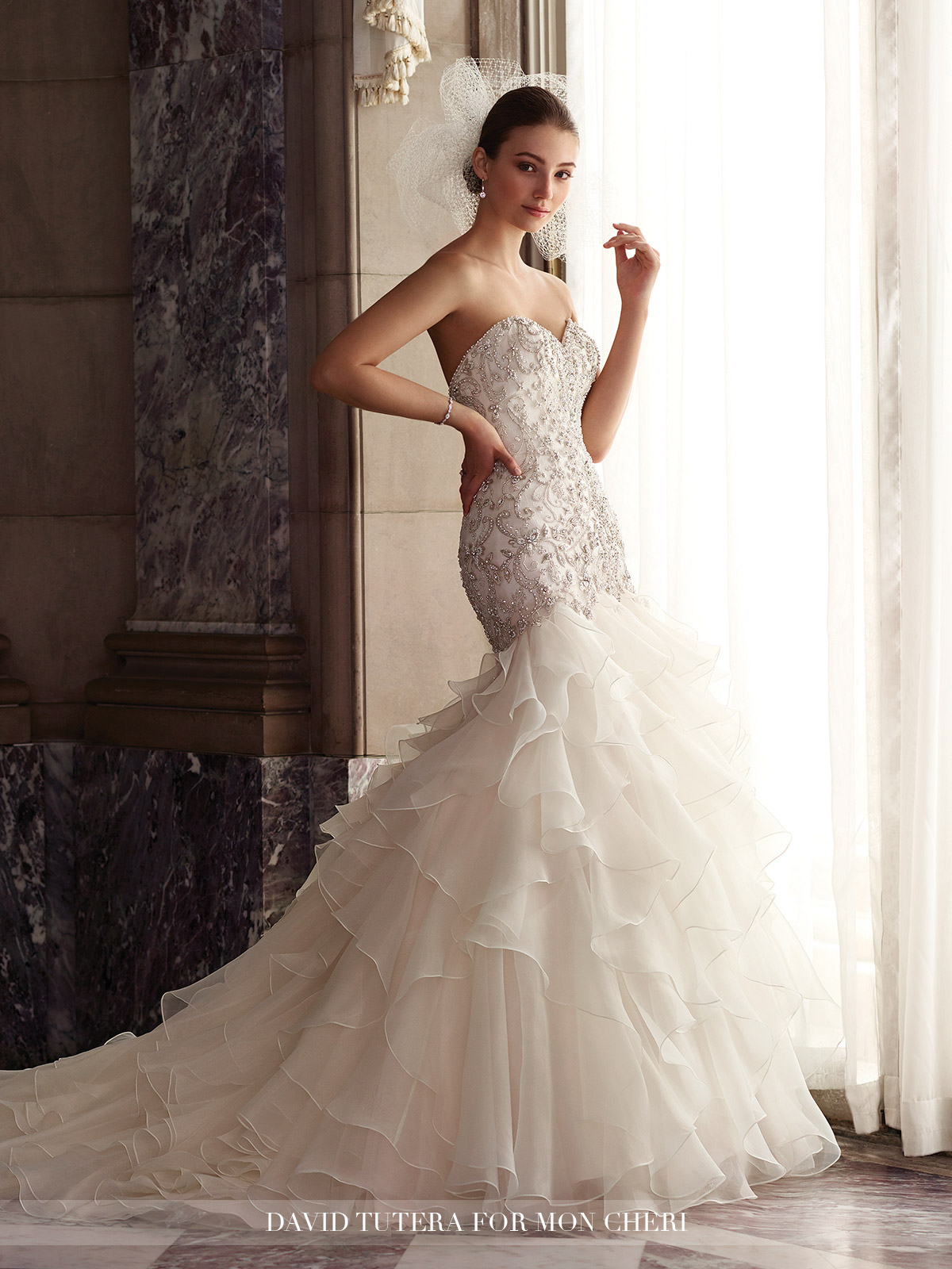 David tutera bridal novias david tutera category bridal junglespirit Choice Image
