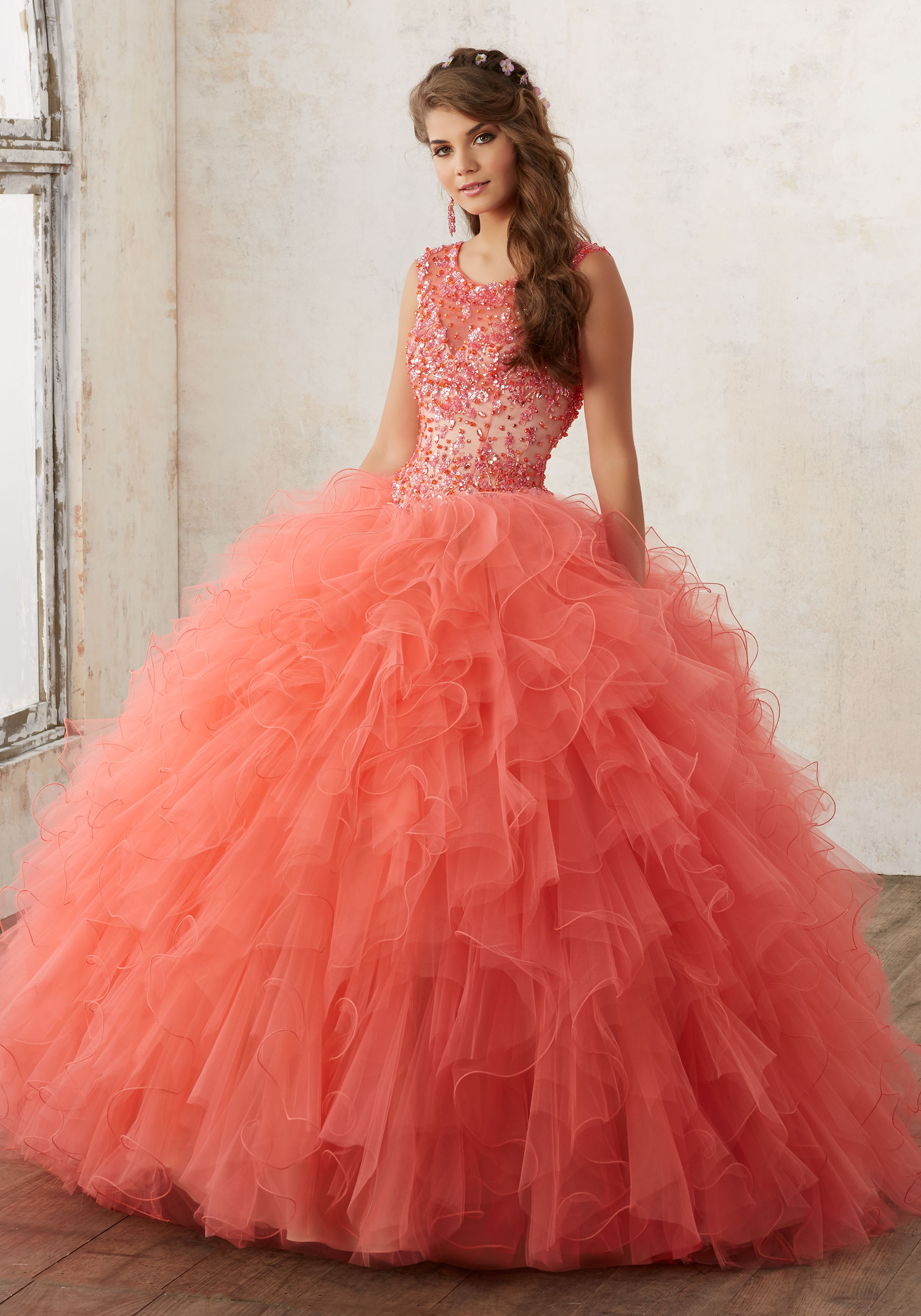 Mori Lee Quinceanera 60013