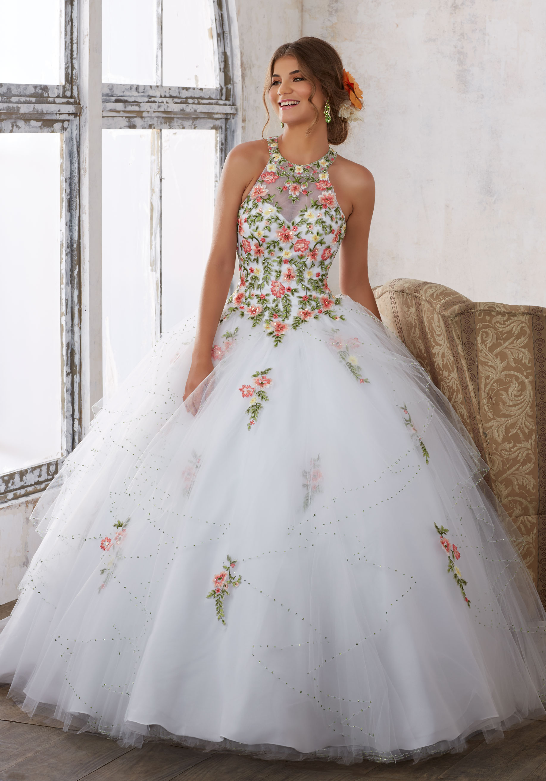 Mori Lee 89124-Quinceanera